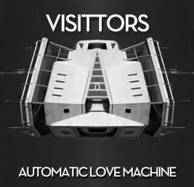 Arte del disco Automaticlove Machine de The Visttors
