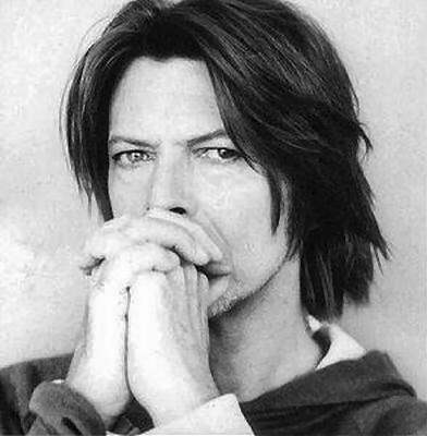 David Bowie. Fotografía tomada de www.youtube.com