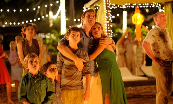 La familia reunida en el paraíso. Fotografía tomada de http://nofuncionamusica.blogspot.com