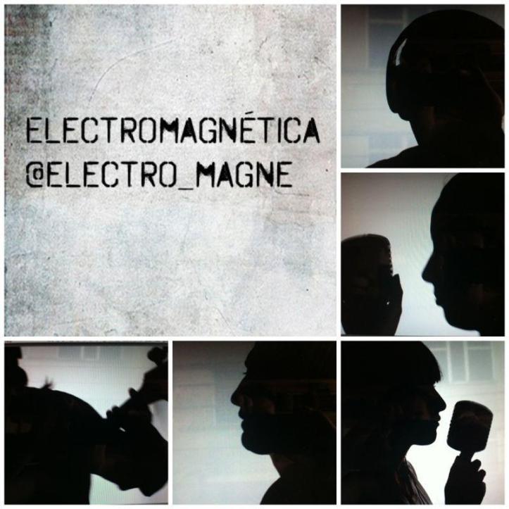 Electromagnética. Fotografía Ana Cathe Manosalva.