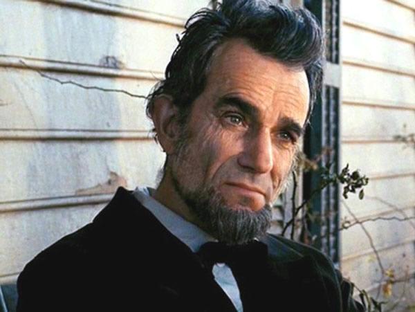 Daniel Day-Lewis en su papel de Abrahan Lincoln. Fotografía tomada de www.altfg.com