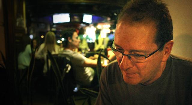 Camilo Pombo. Fotografía Gina Navarro .