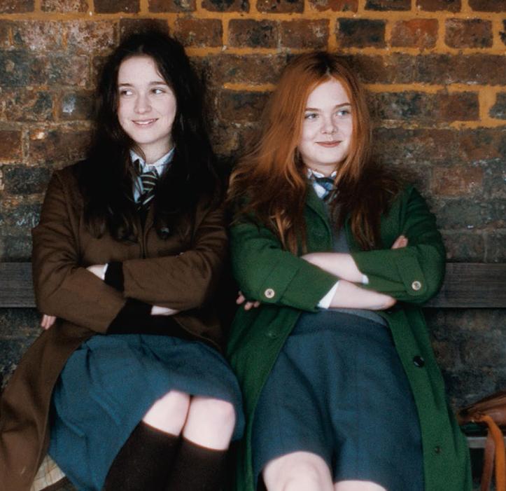 Ginger y Rosa. Fotografía tomada de http://images6.fanpop.com/