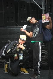 roadwailer, hip hop primer día 129