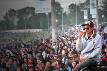 roadwailer, hip hop primer día 180