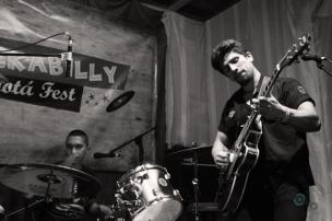 road,desarmado, tortazo, rockabilly 353