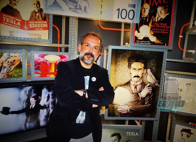 Miguel Angel Delgado. Foto Manuel Estévez.