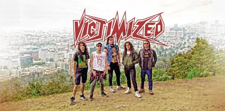 Foto tomada de https://www.facebook.com/VICTIMIZEDTHRASH
